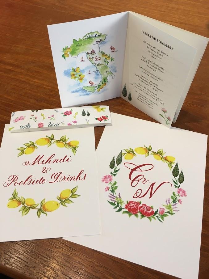 Wedding Invitation Pack