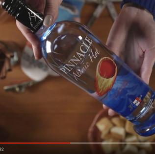 Pinnacle Vodka Commercial
