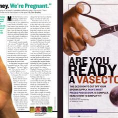 Maxim and Men's Health