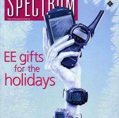 Specrum Magazine Cover