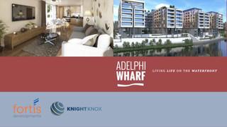 Adelphi Wharf, Salford