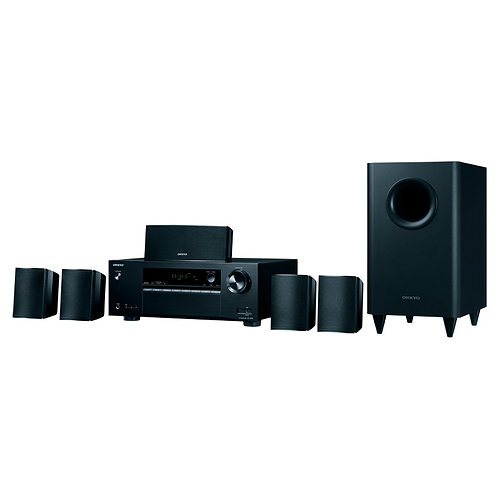 HT-S3800 5.1-Channel Home Theater Receiver/Speaker Package