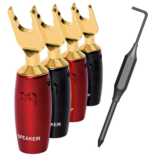 500 SERIES SPADE (SET OF 4) TERMINATOR