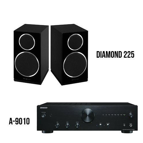 Diamond 225 + A-9010