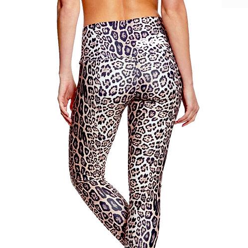 High Rise Leopard Print Legging