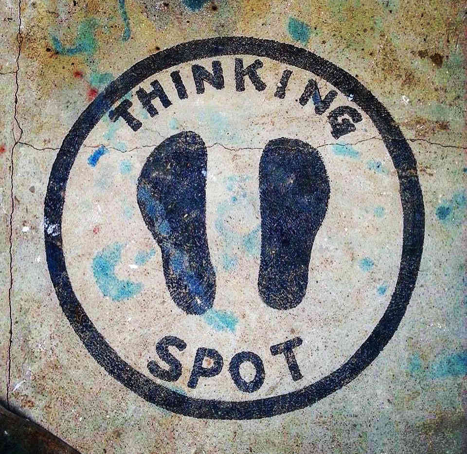 Thinking Spot 4
