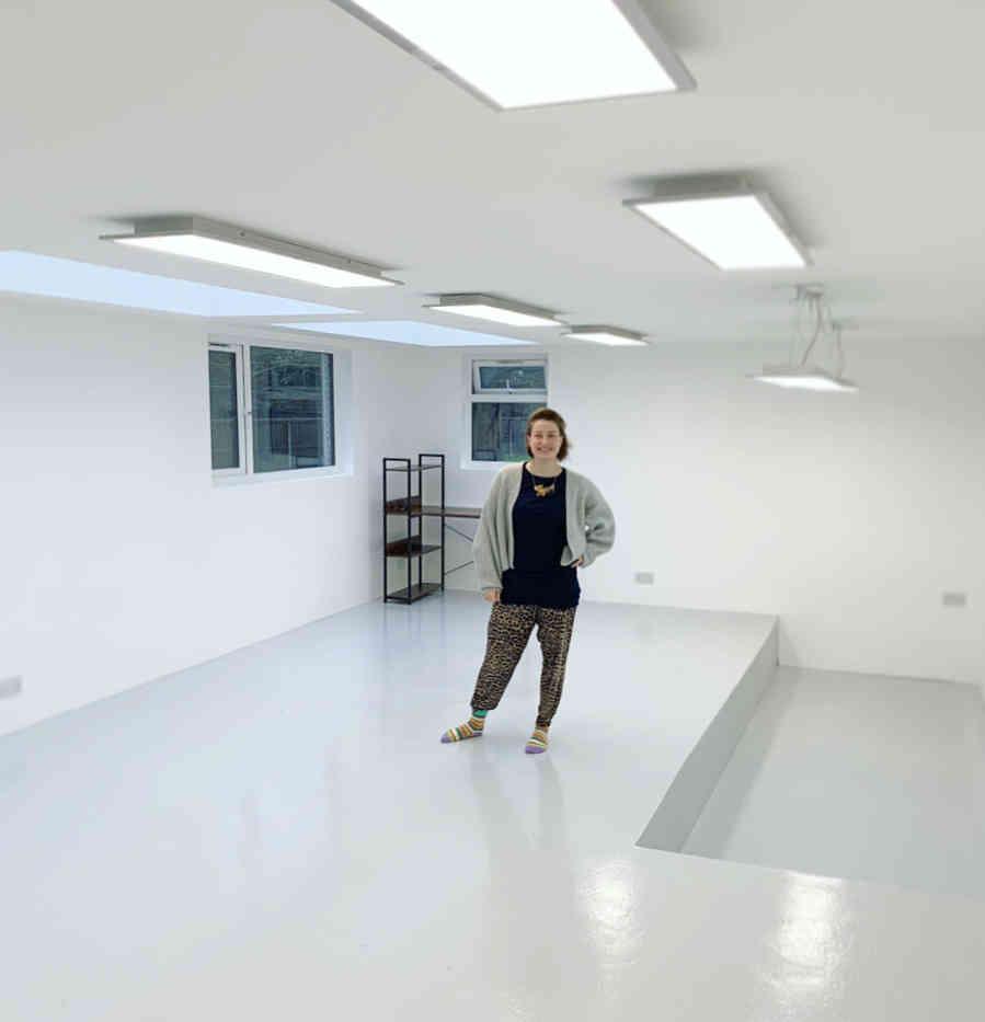 Mallard Art Studio, Herts