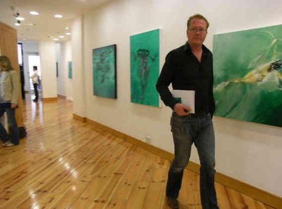 'Underlying Current' Solo Exhibition