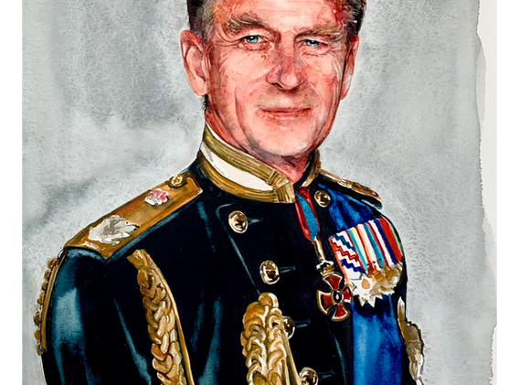 Prince Philip 1921 - 2021