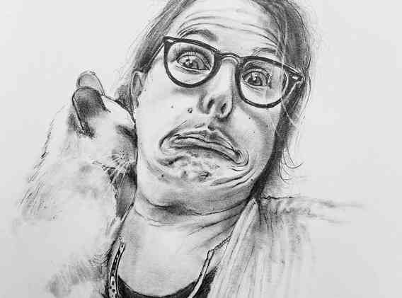 Silly Self Portraits