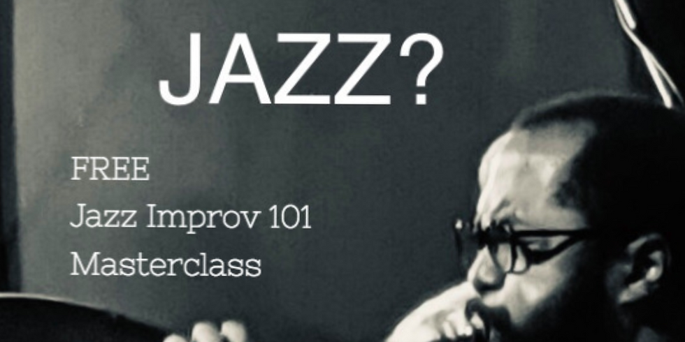 Jazz Improv 101 Workshop