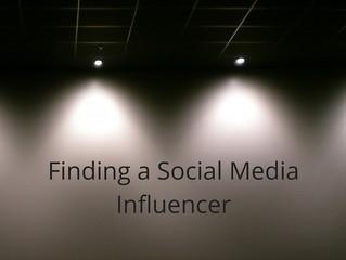 Spotlighting a Social Media Influencer