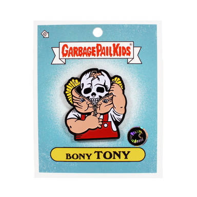 GPK Bony Tony Enamel Pin