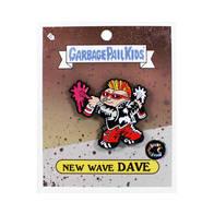 GPK New Wave Dave Enamel Pin
