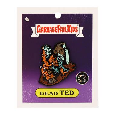 GPK Dead Ted Enamel Pin