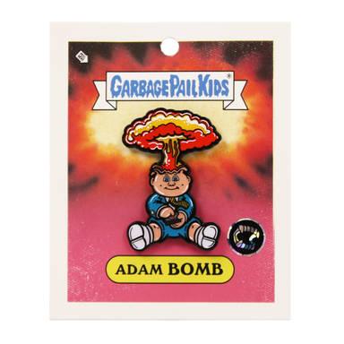 GPK Adam Bomb Enamel Pin