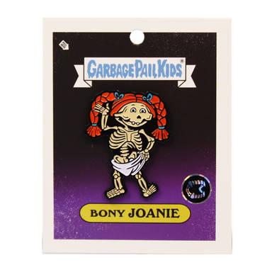 GPK Bony Joanie Enamel Pin