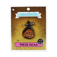 GPK Ned Head Enamel Pin