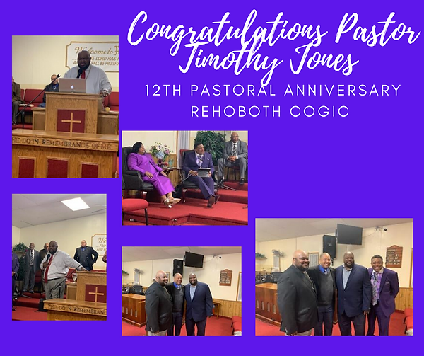 Congratulatinos Pastor Timothy Jones.png