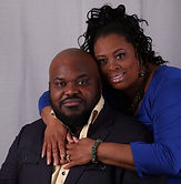 Pastor Tony and Lady Chantell Marshall