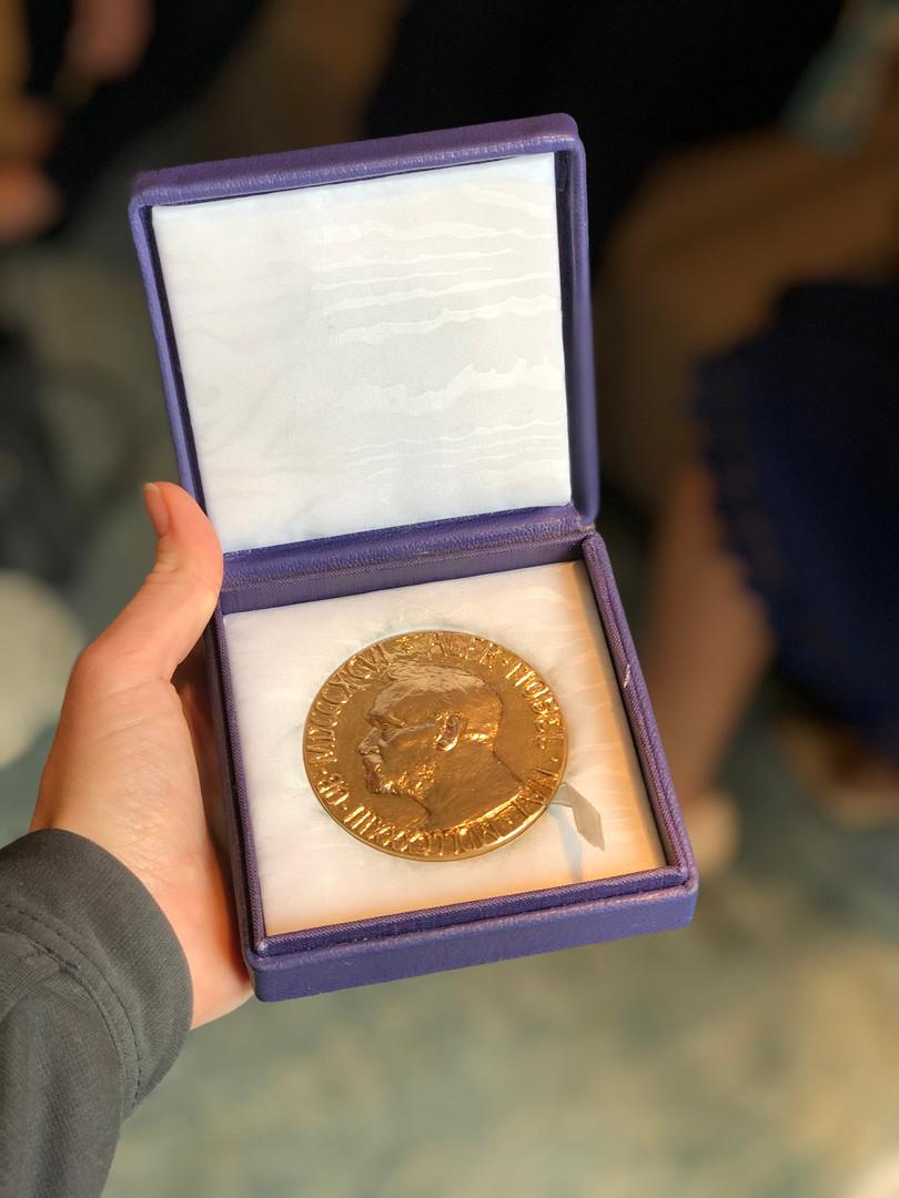 Nobel Peace Price - ICAN