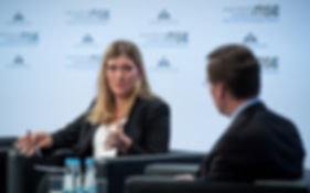Beatrice Fihn, International Campaign to Abolish Nuclear Weapons, Nobel Peace Prize Laureate 2017, at Munich Security Conference