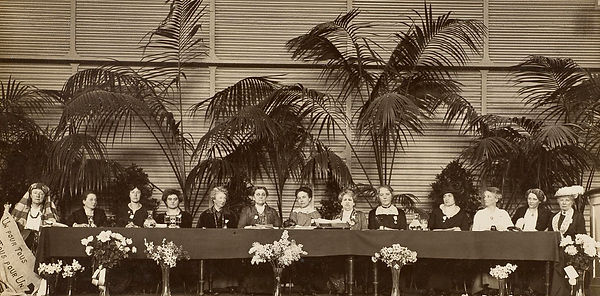 International Congress of Women, Women's Peace Congress, The Hague,1915, Women's International League for Peace and Freedom (WILPF)