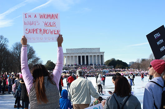 Women's March 2018, Women's Action for New Directions (WAND), Disarm the Patriarchy