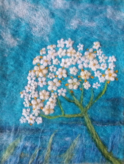 elderflower-felt-picture-apulina-felted-felting-artist-dorset