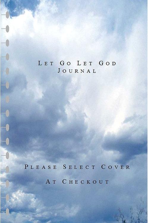 Let Go Let God Journal