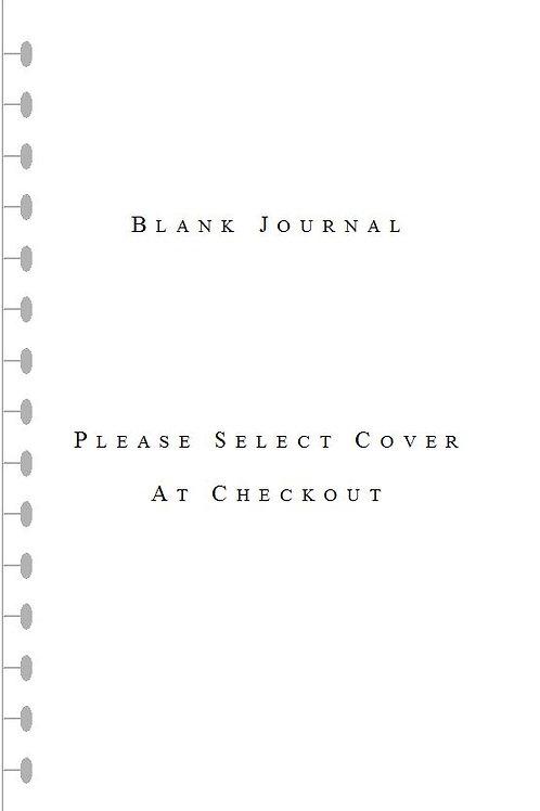 Blank Journal (Medium)