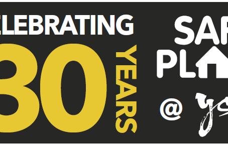 Celebrating 30 Years Safe Place @ YST!