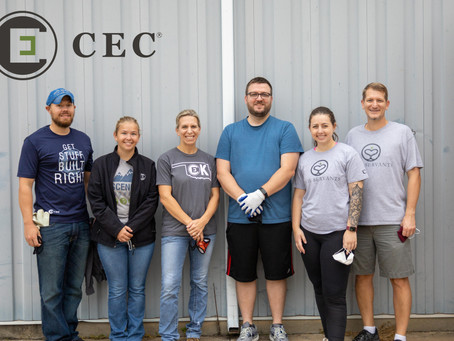 A Look Back Through Last Year: United Way Day of Caring
