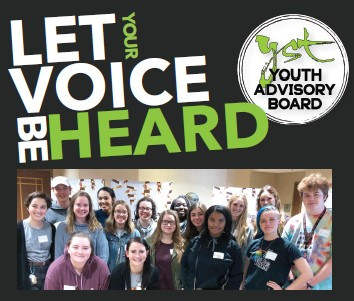 Let Your Voice Be Heard! Join the Youth Advisory Board