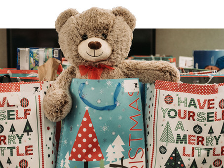 A Look Back Through Last Year: Brightening the Holidays for Tulsa's Youth