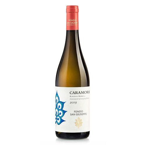 Chardonnay Caramore, Ravenna IGT, Fondo San Giuseppe
