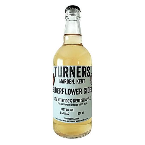 Turners Elderflower Cider