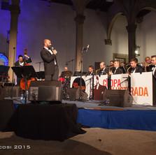 Javier Botella y Copa Ilustrada Big Band en evento privado (Santiago de Compostela)