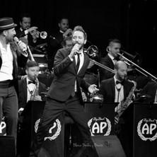 Javier Botella, Litus y AP Big Band en La Noche de los Crooners