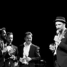 La Noche de los Crooners en la sala Joy Eslava (Madrid)