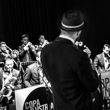 Javier Botella y Copa Ilustrada Big Band en el Teatro Olympia (Valencia)