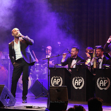 Javier Botella y AP Big Band