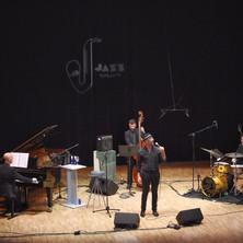 Javier Botella Quartet en el Palau de la Música (Valencia)