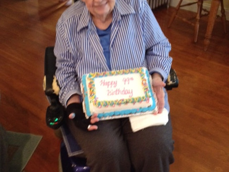 Things I learned from my 99 year old Grandmother
