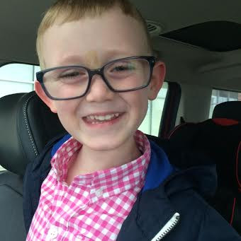 The Power of Positive Thinking and a Smile - a lesson from a Five Year Old