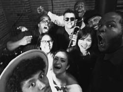Mo Bounce weddings