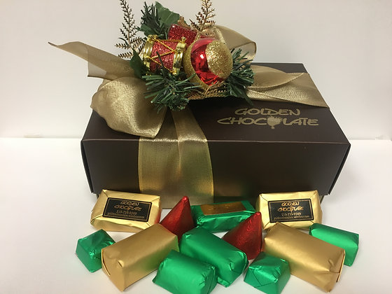 Wrapped Chocolate Gift Box (Large)