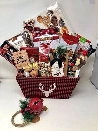 The Reindeer Basket