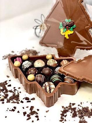 Tree Chocolate Box