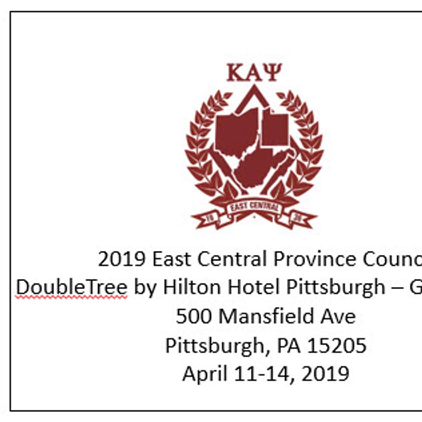2019 East Central Province Council